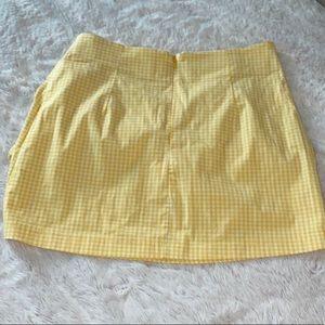 Pretty Yellow skirt S